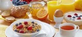 صبحانه بخورید تا چاق نشوید!