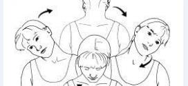 تمرین گردن و ارتباط مستقیم با ستون فقرات
