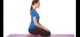 گرم کردن بدن با حرکات یوگا