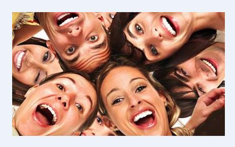 تاثیر یوگای خنده در افزایش شادمانی