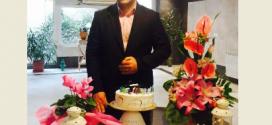 آقای مهندس روهام ابوطالبی تولدتان مبارک