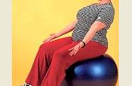 تمریناتی برای افراد چاق