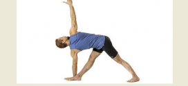 حرکت مثلث پیچ یوگا