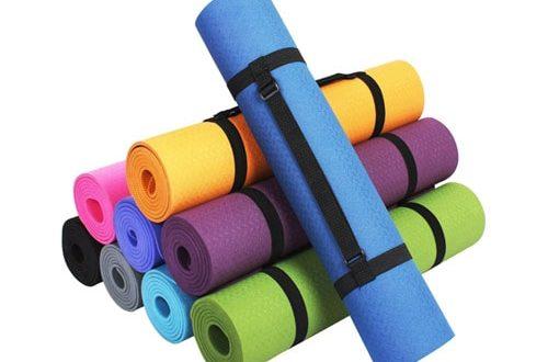 عرضه تمامی ابزار و وسایل مورد نیاز در ورزش یوگا