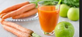 خواص آبمیوه سیب و هویج