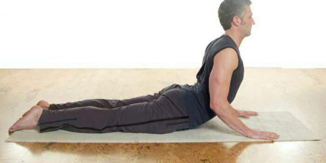 تمرین یوگا برای بدن های خشک