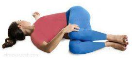 یوگا برای فُرم دادن به عضلات شکم
