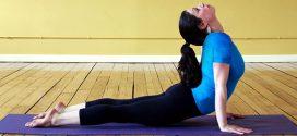 درمان بیخوابی با حرکات یوگا