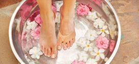پیشنهادی برای رفع خستگی از پاها