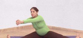 رفع چربی های شکم با حرکات یوگا