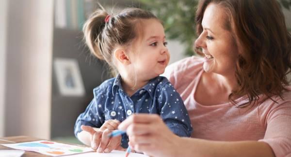 چگونه تمرکز کودکان را افزایش دهید