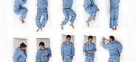 تاثیر حالت های مختلف خوابیدن  بر روی سلامتی شما