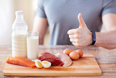 بهترین منابع پروتئین برای کاهش وزن