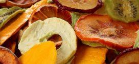 خاصیت میوه های تازه و خشک