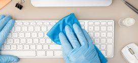 مقابله با ویروس کرونا در محل کار