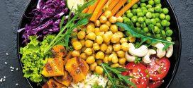 ۴ ماده غذایی برای رژیم گیاهخواری
