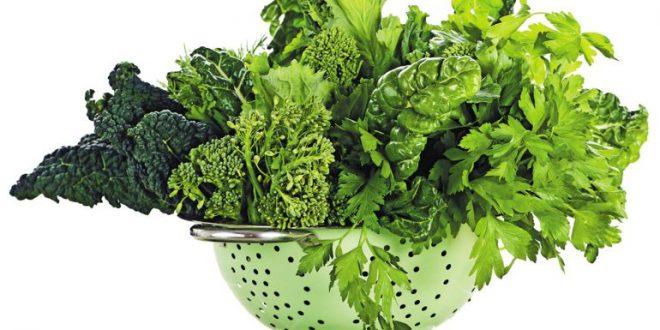 سبزهای مفید و پر خاصیت