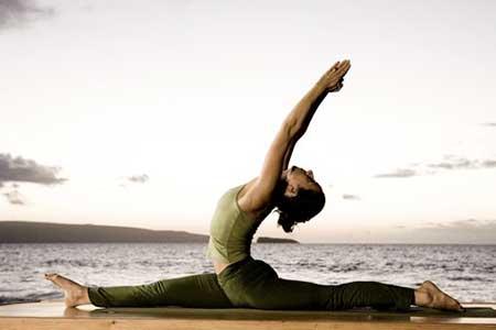 یوگا ورزشی مناسب برای سم زدایی از بدن
