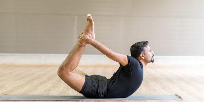 فواید ورزش یوگا برای مردان