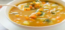 طرز تهیه ۳ نوع سوپ پاییزی